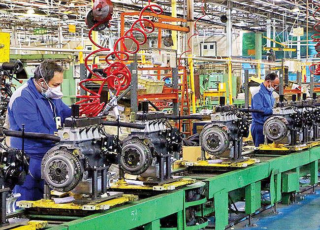 راهبرد توسعه صنعتی مبتنی بر آمایش سرزمین
