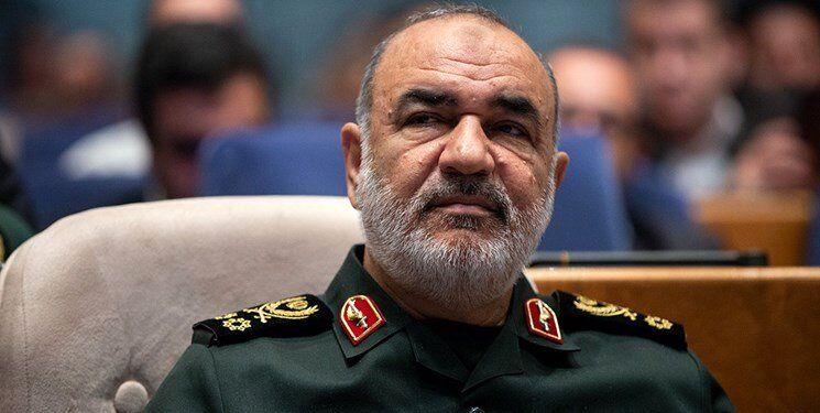 اظهارات مهم فرمانده کل سپاه درباره وضعیت امنیت مرزها