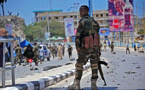درگیری مسلحانه در موگادیشو