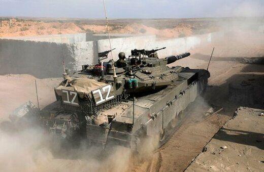 از سلاح جدید اسرائیل رونمایی شد