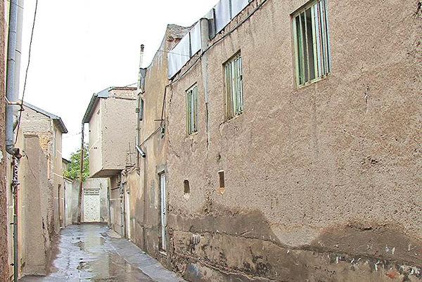 فراخوان ساختمانی برای تهرانقدیم
