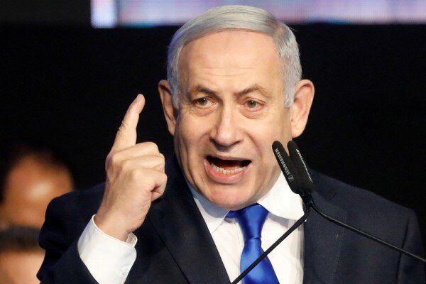نتانیاهو از پستهای وزارتی خود استعفا می دهد