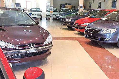 بازار خودرو متاثر از دور جدید تحریمها