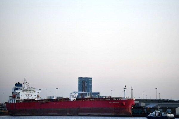 سانحه برای کشتی تجاری انگلیس در خلیج عمان