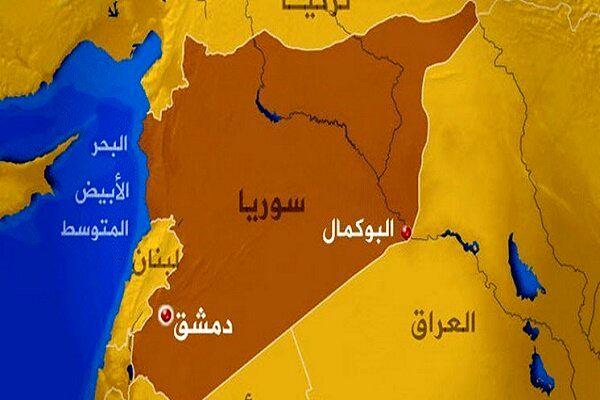 وقوع چندین انفجار در بوکمال سوریه