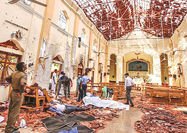 اثر موقت انفجارها بر توریسم سریلانکا