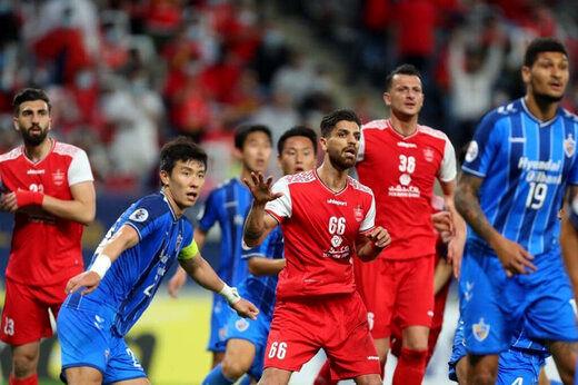 میلاد سرلک بهترین بازیکن هفته لیگ قهرمانان آسیا شد