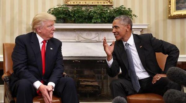 اوباما: برای رییسجمهور آمریکا آرزوی بهبودی دارم