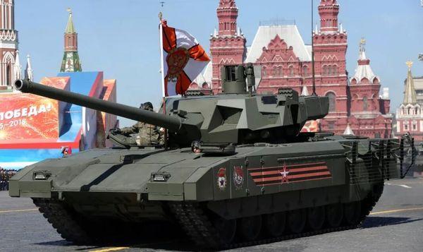 موفق شدن روسیه به ساخت ربات برای پیشرفتهترین تانک