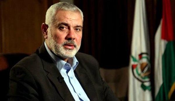 گفتگوی اسماعیل هنیه با سرپرست وزارت خارجه دولت موقت طالبان