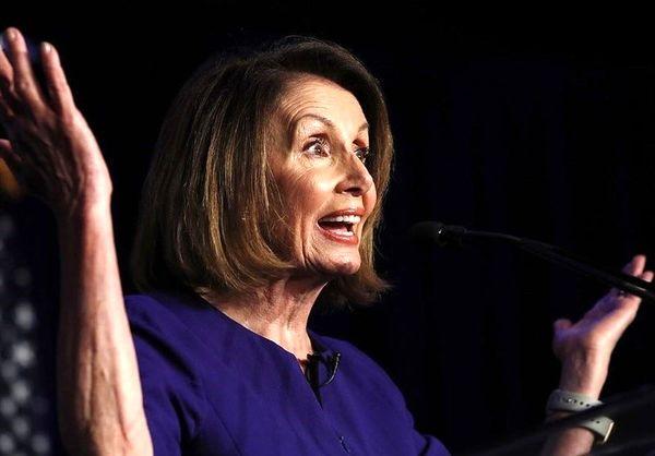 اعلام آمادگی نانسی پلوسی برای ریاست دوباره بر مجلس نمایندگان آمریکا