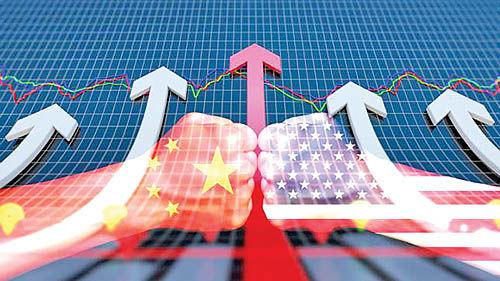 چهار فاز جنگ تجاری