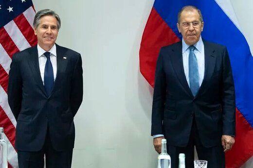 گفتگوی برجامی وزیران خارجه آمریکا و روسیه