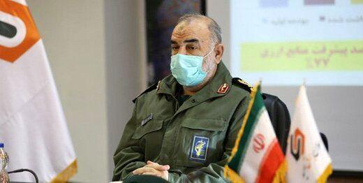 جمله مهم رهبر انقلاب درباره احتمال وقوع جنگ از زبان فرمانده کل سپاه