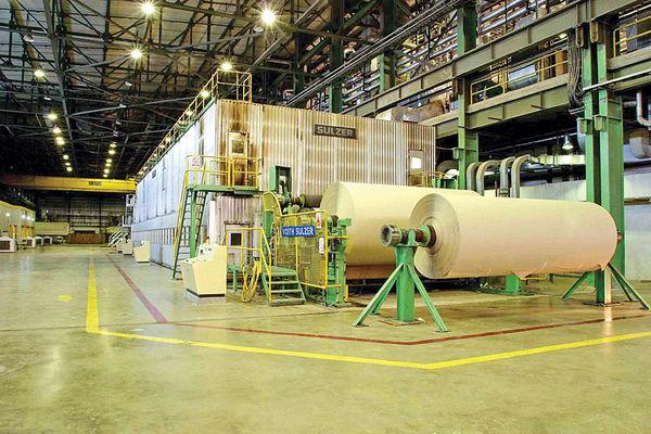 توسعه دوباره بزرگترین تولید کننده کاغذ کشور