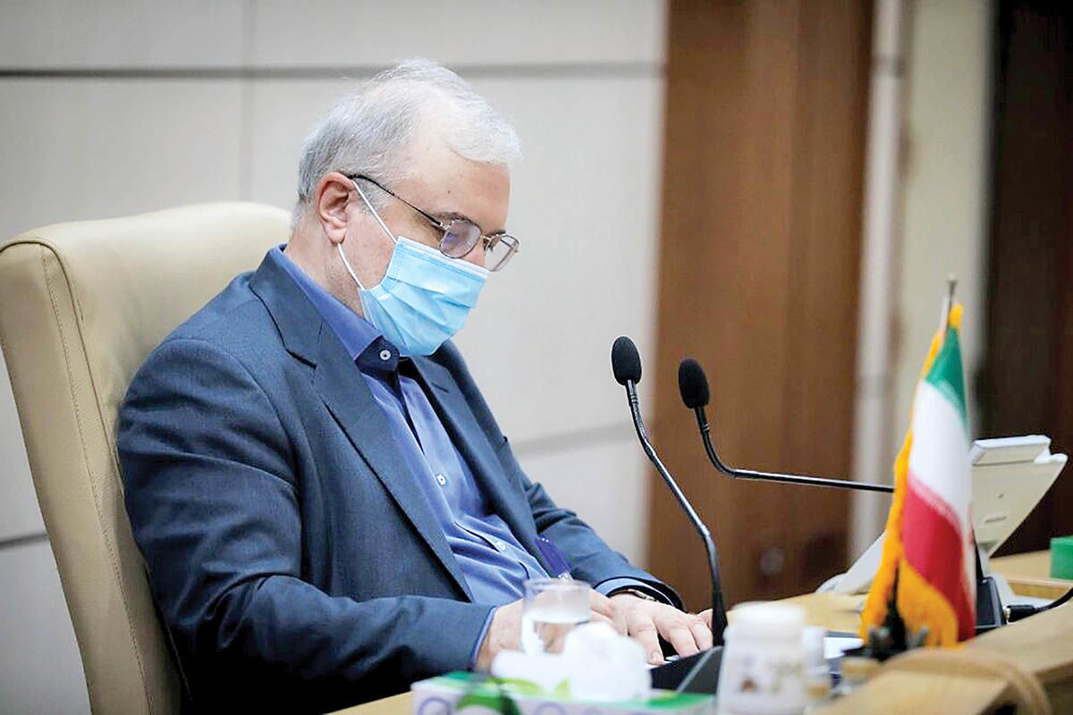 درخواست وزیر بهداشت برای توقف پروازها به مسکو