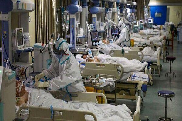 وضعیت بزرگترین بیمارستان کشور در پیک پنجم کرونا
