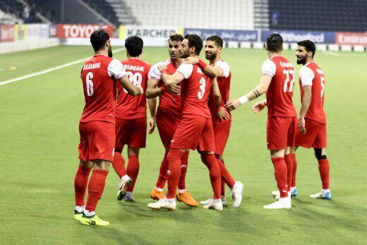 سوژه جدید برای کریخوانی پرسپولیسیها/ سرخپوشان دومین تیم برتر آسیا شدند