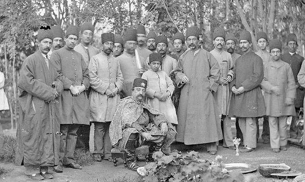 روزهخواری شاه قاجار