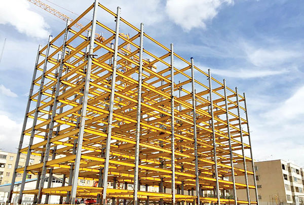 سوء استفاده از بازار آشفته سازههای فولادی