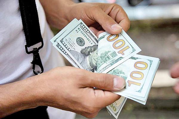 چهارضلعی افت نرخ دلار
