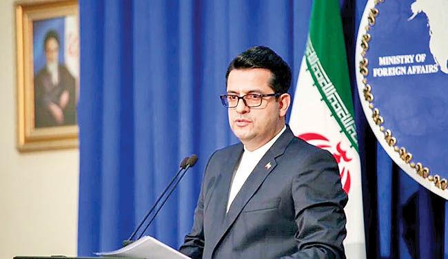 واکنش ایران به اتهامات اعراب