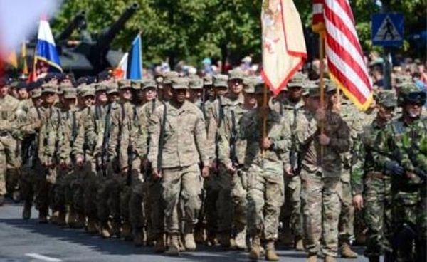 هزار نیروی آمریکایی به لهستان اعزام شدند