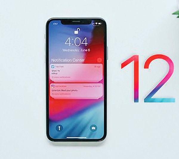 افزایش استقبال کاربران آیفون از iOS 12