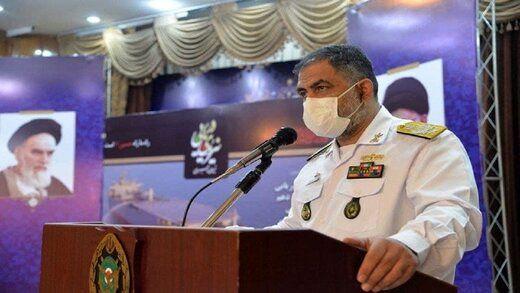 وعده فرمانده جدید نیروی دریایی به ملت ایران