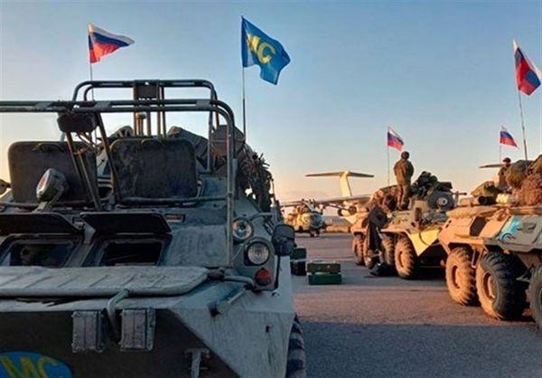 آغاز عملیات نیروهای حافظ صلح روسیه در قره باغ