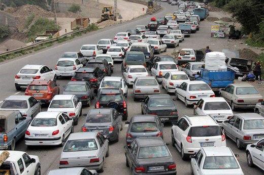 جادههای پرترافیک کشور کدامند؟