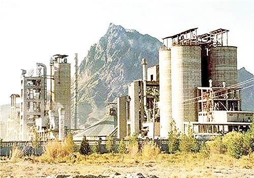 سیمان لامرد واحد نمونه صنعتی  استان فارس