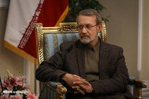 کنایه علی لاریجانی به شورای امنیت