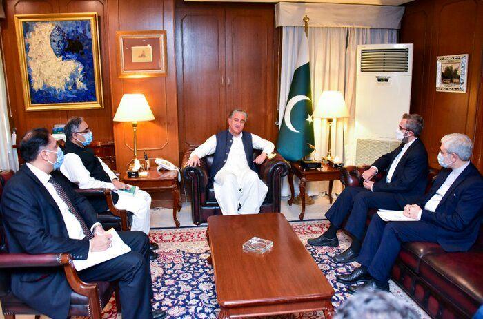 قریشی: دیدگاه هماهنگ ایران و پاکستان درباره افغانستان اطمینان بخش است
