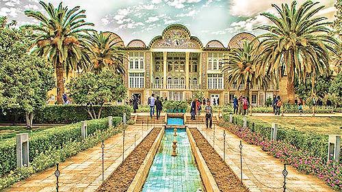 افت 82 درصدی گردشگر در شیراز