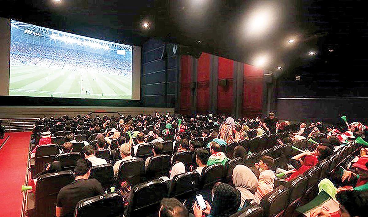 نوشداروی فوتبال در کام سینما