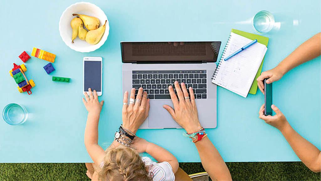 استراتژی «چند وجهی» برای توازن کار- زندگی
