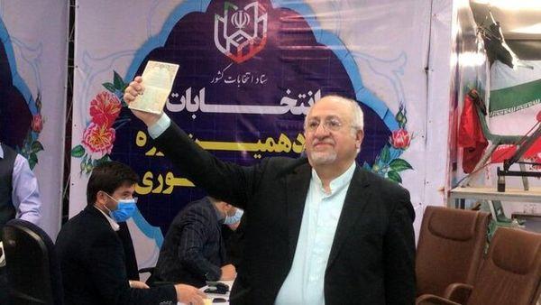 محمدجواد حقشناس هم در انتخابات سیزدهم ثبتنام کرد
