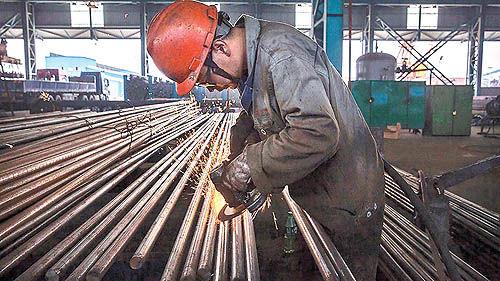 خوشیمنی سال نو برای فولاد
