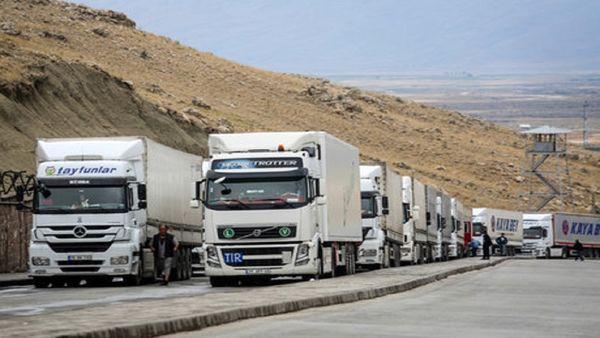 ابلاغیه جدید گمرگ درباره کامیون های رسوبی