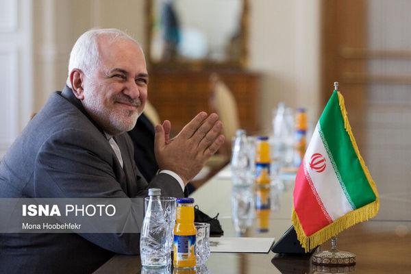 ظریف: تحریم تسلیحاتی ایران امروز پایان مییابد
