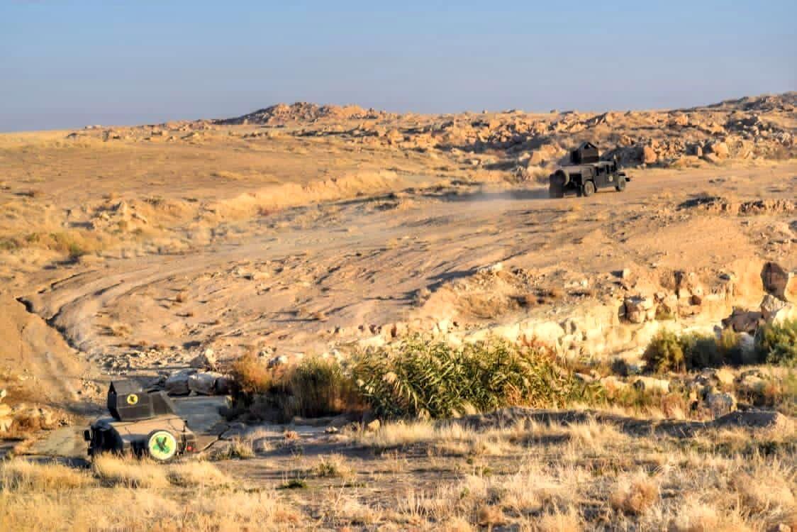 العراق.. مقتل 42 من مقاتلی