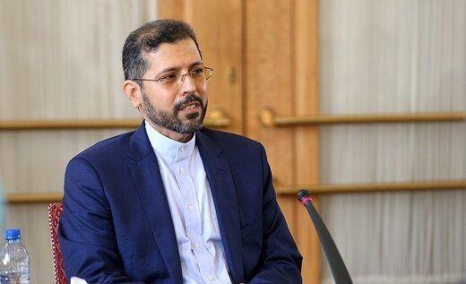 توئیت خطیبزاده در سالگرد پیروزی انقلاب اسلامی