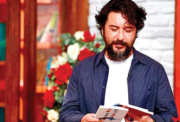 گلایه امیرحسین صدیق از سری جدید  برنامه «کتاب باز»