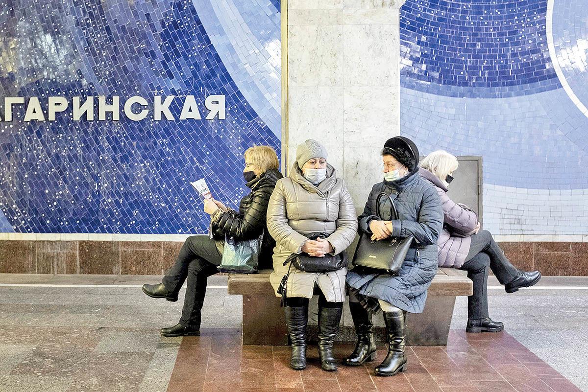تحریف اطلاعات کرونایی در روسیه