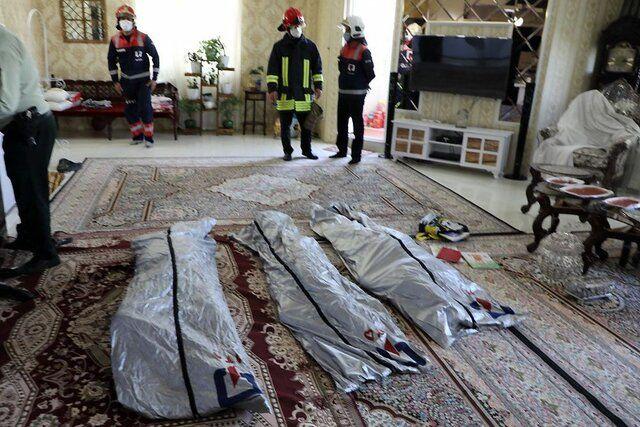 مرگ مشکوک اعضای یک خانواده در مشهد در دست بررسی است