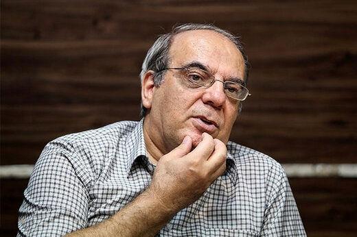کنایه سنگین عباس عبدی به وزیر بهداشت!