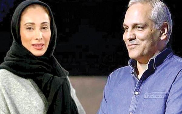 اعتراض شدید سحر زکریا به مهران مدیری