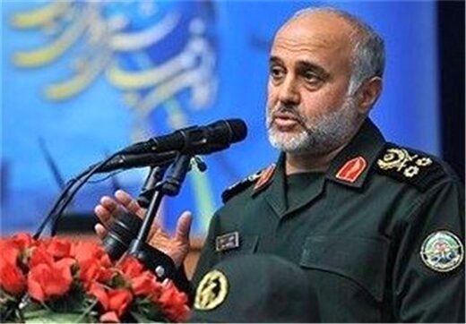 ابراز امیدواری فرمانده قرارگاه مرکزی خاتم الانبیا از ارتقا تعامل ارتش و سپاه