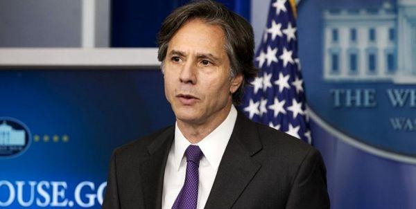 ادعای دوباره بلینکن: توپ در زمین ایران است
